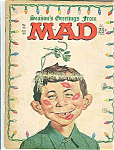 Mad Magazine - Jan. 1965   no. 92 (Image1)
