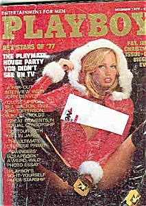 Playboy - December 1977 (Image1)