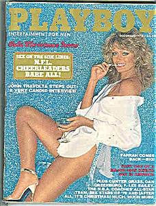 FARRAH FAWCETT DECEMBER 1978 12/78 PLAYBOY (Image1)