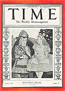 Time Magazine - December 25, 1933 (Image1)