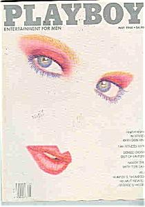 Playboy Magazine - May 1988 (Image1)
