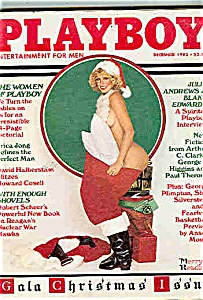 Playboy Magazine - December 1982 (Image1)