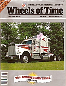 Wheels of time magazine -  Sept., October 2005 (Image1)