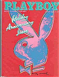 Playboy Magazine - January 1986 (Image1)