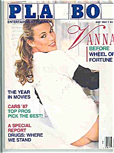 Playboy Magazine - May 1987 (Image1)