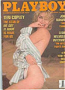 Playboy Magaziane - November 1990 (Image1)