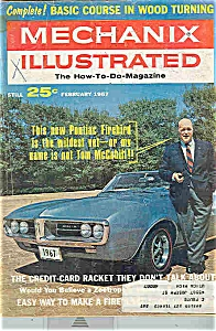 Mechanix Illustrated - February 1967 (Image1)