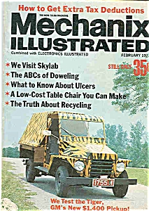 Mechanix Illustrated - February1973 (Image1)