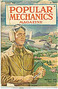 Popular Mechanics - August 1949 (Image1)