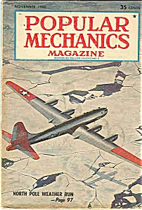 Popular Mechanics Magazine - November 1948 (Image1)
