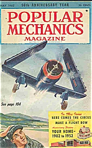 Popular Mechanics Magazine - May 1952 (Image1)