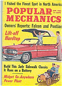 Popular Mechanics - April 1962 (Image1)