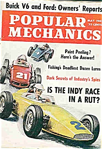 Popular Mechanics - May 1962 (Image1)