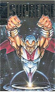 Supreme  Image comics - # l  Nov. 1992 (Image1)
