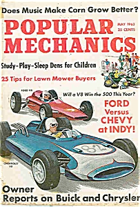 Popular Mechanics - May 1963 (Image1)