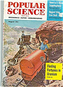 Popular Science - August  1954 (Image1)