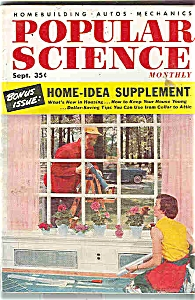 Popular Science Monthly - September 1954 (Image1)