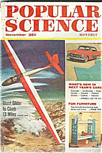 Popular Science - November    1955 (Image1)