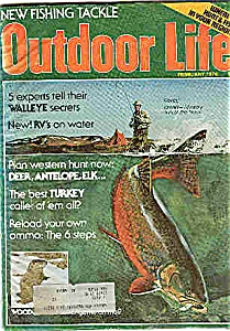Outdoor Life - February 1976 - (Image1)