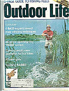 Outdoor Life Magazine - March 1976 (Image1)