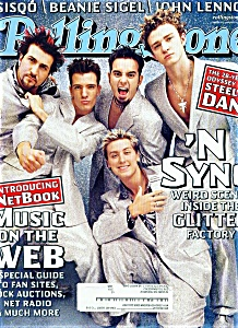 Rolling Stone magazine - March 30, 2000- (Image1)