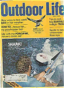 Outdoor life magazine - July 1976 (Image1)
