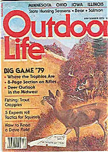 Outdoor Life - September 1979 (Image1)