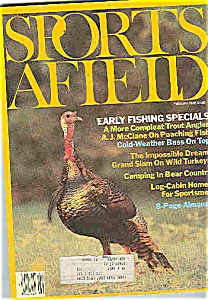 Sports Afield Magazine - February 1980