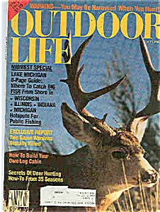 Outdoor Life -  July 1981 (Image1)