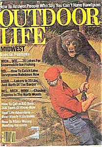 Outdoor life Magazine - January 1982 (Image1)