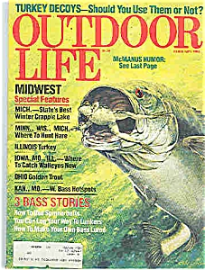 Outdoor Lie Magazine - February 1982 (Image1)