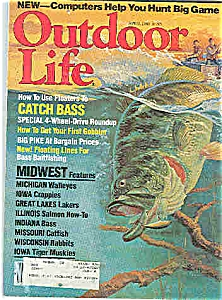 Outdoor Life - April 1983 (Image1)