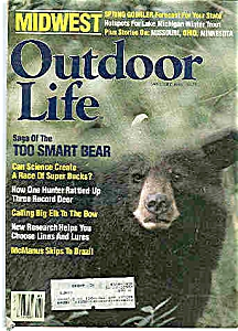 Outdoor Life - January 1985 (Image1)