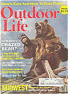 Outdoor Life - January 1986 (Image1)