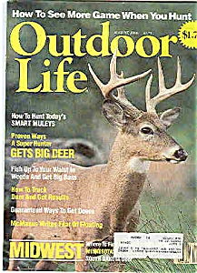 Outdoor Life Magazine - September 1986 (Image1)