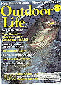 Outdoor Life - May 1987
