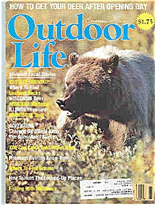 Outdoor Life - November 1987 (Image1)