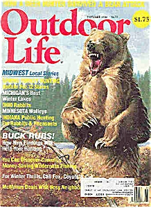 Outdoor Life Magazine - January 1988 (Image1)