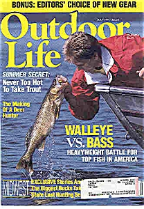 Outdoor Life - July 1991