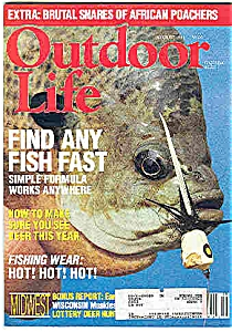 Outdoor Life Magazine - August 1991 (Image1)