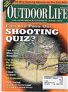 Outdoor Life - October 1998 (Image1)