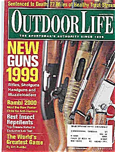 Outdoor Life MagazineJune/July  1999 (Image1)