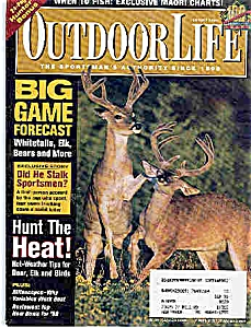 Outdoor Life - August 1998