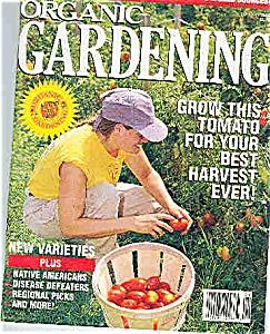 Organic Gardening - January 1992 (Image1)