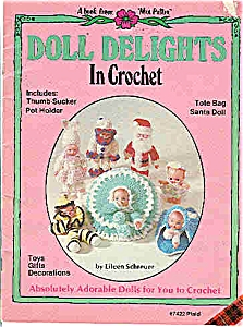 Doll Delights in Crochet   1981 (Image1)