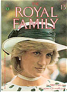 The Royal Family - # 13 - an Orbis publication (Image1)