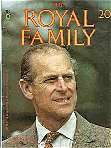 The Royal Family = # 20  = Orbis publications - London (Image1)