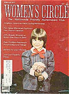 WOMEN'S CIRCLE - February 1977 (Image1)