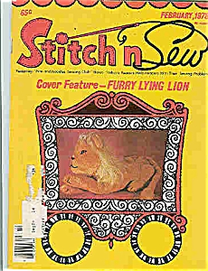 Stitch n Sew -February 1978 (Image1)
