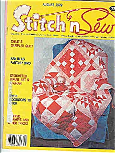 Stitch n Sew - August 1979 (Image1)